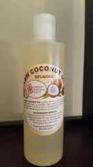 Raw Coconut Oil 100% Natural (8OZ)