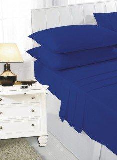Royal blue pillow cases