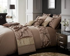 Vienna oyster duvet cover
