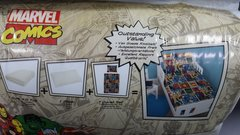 Marvel Comics 4 piece junior cot bed bundle