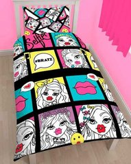 Bratz single duvet cover