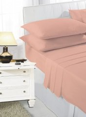 Peach flat sheet