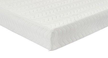 "Memory foam 6"" rolled up mattress"