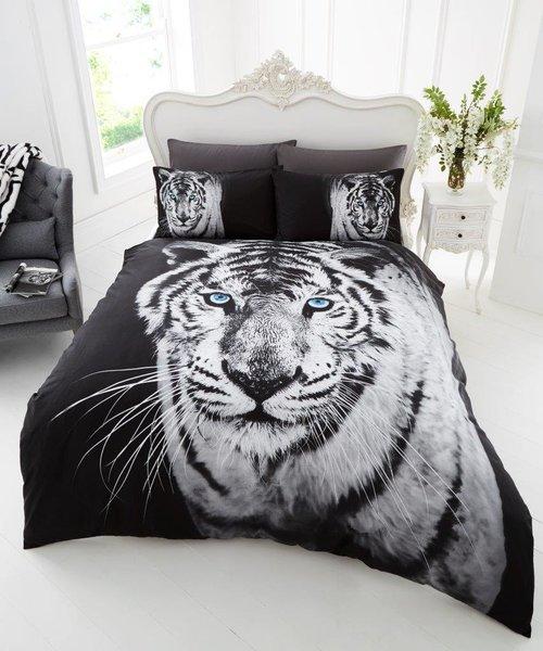 3D print White Tiger duvet cover