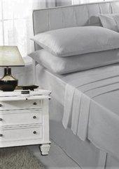 Silver grey flat sheet