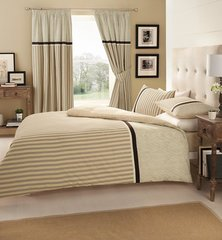 Valeria natural duvet cover