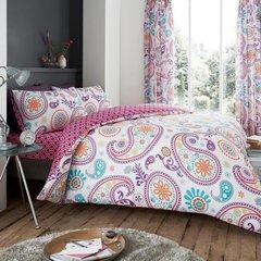 Florance Paisley multi duvet cover