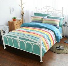 Emmie metal bed frame