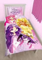 Star Darlings single duvet cover