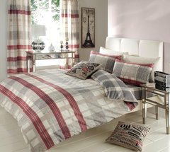 Venezia natural duvet cover
