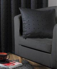 Oversized Madison black cushion cover