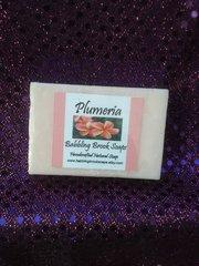 Plumeria soap