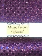 Mago Coconut Perfume Oil