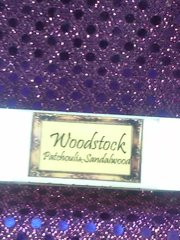 Woodstock Perfume Oil