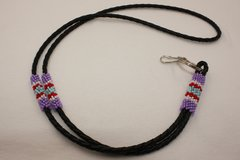 Navajo Beaded Lanyard - L1101 - SOLD