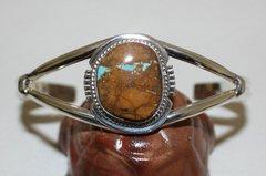 Boulder Turquoise Bracelet - BL491