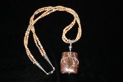 Boulder Opal Necklace - BO123