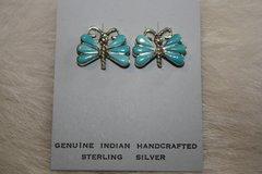 Butterfly Earrings - ER105 - SOLD