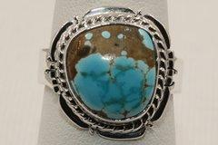 Boulder Turquoise Ring - BL3724
