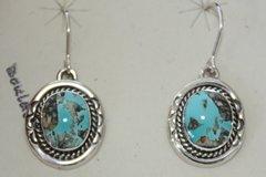 Boulder Turquoise Earrings - BL3124