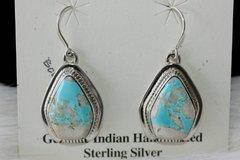 Boulder Turquoise Earrings - BL440