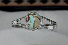 Boulder Turquoise Bracelet - BL5921 - SOLD