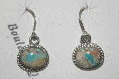 Boulder Turquoise Earrings - BL3241