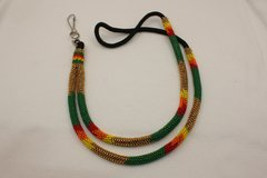Navajo Full Beaded Lanyard - L2800