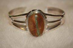 Boulder Turquoise Bracelet - BL79