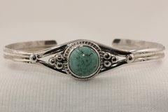 Number 8 Mine Turquoise Bracelet - N83564