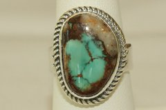 Boulder Turquoise Ring - BL3962