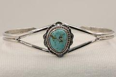 Number 8 Mine Turquoise Bracelet - N84201