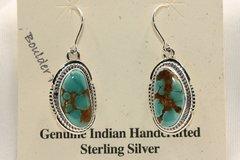Boulder Turquoise Earrings - BL5120