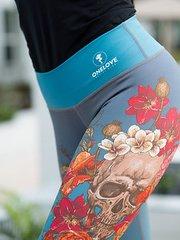 Skull & Roses Leggings