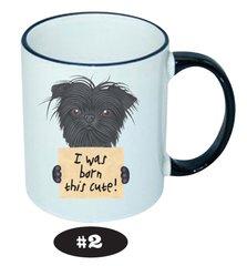 Affenpinscher Ceramic Mug - 11oz