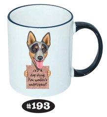 Australian Cattle Dog Ceramic Mug 11oz