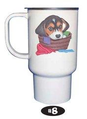 Beagle Travel Mugs 15 oz