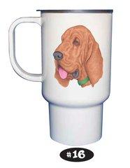 Bloodhound Travel Mug 15 oz