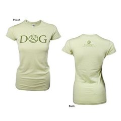 Dog is Good Ladie's T-shirt DOG
