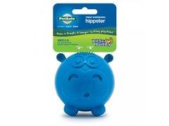 Fun Durable Treat Dispensing Hippo