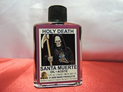 Santa Muerte Morada - Holy Death Purple