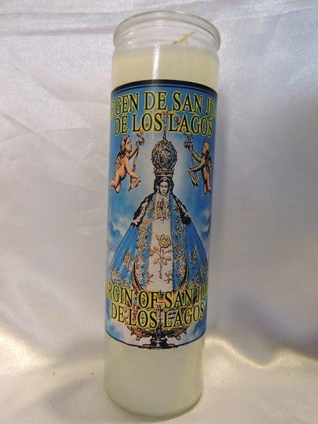 La Virgen De San Juan De Los Lagos - Our Lady Of San Juan De Los Lagos