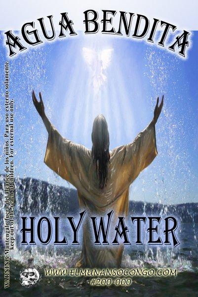 Agua Bendita - Holy Water