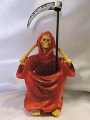 Santa Muerte Roja No Escuchar - Red Holly Death Hear No Evil