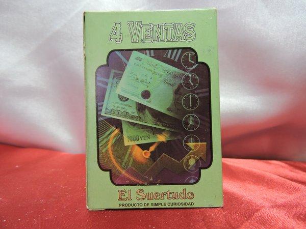 Cuatro Ventas - Four Sales