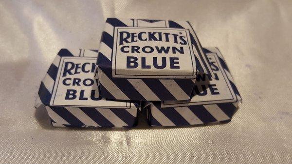 Añil Crown Blue - Indigo Crown Blue