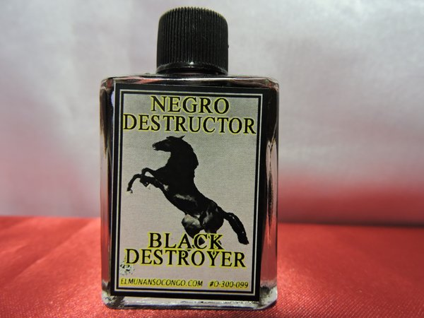 Negro Destructor - Black Destroyer