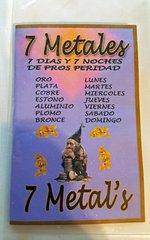 7 Metales - 7 Metals