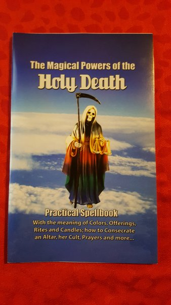 The Magical Powers of the Holy Death book