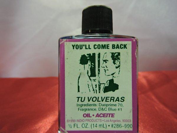 Tu Volveras - You'll Come Back